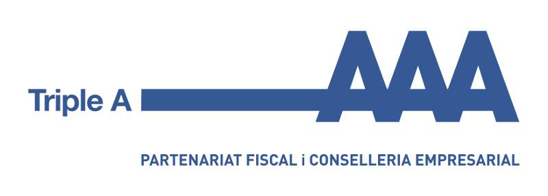Logotipo AAA Azul